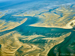 Load image into Gallery viewer, Abstract Aerial Landscape Photo Print of Cape Leveque Australia by David Taylor