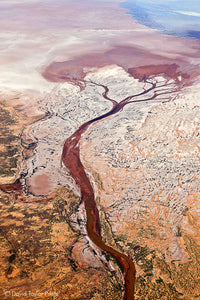 Aerial-Abstract-Photo-Print-LakeEyre-DavidTaylor-