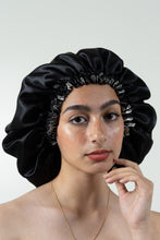 Load image into Gallery viewer, Curlssential Reversible Satin Headcap