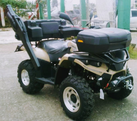 PUMA300  HUNTER EDITION (ATV300D) | 4x4 ATV | LINHAI-YAMAHA