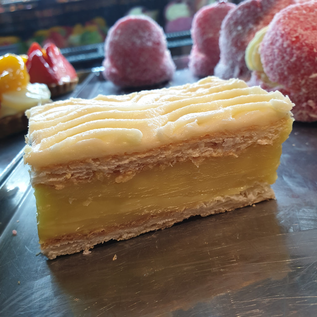 Custard Square -  custard, Specialties, Sweet Treat