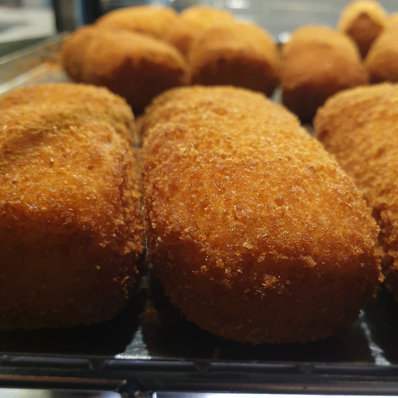 Chicken Croquetts - Cold - Bulk, savoury