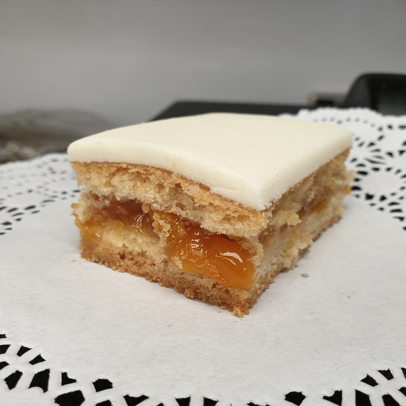 Apricot and Almond Slice -  slice, Sweet Treat