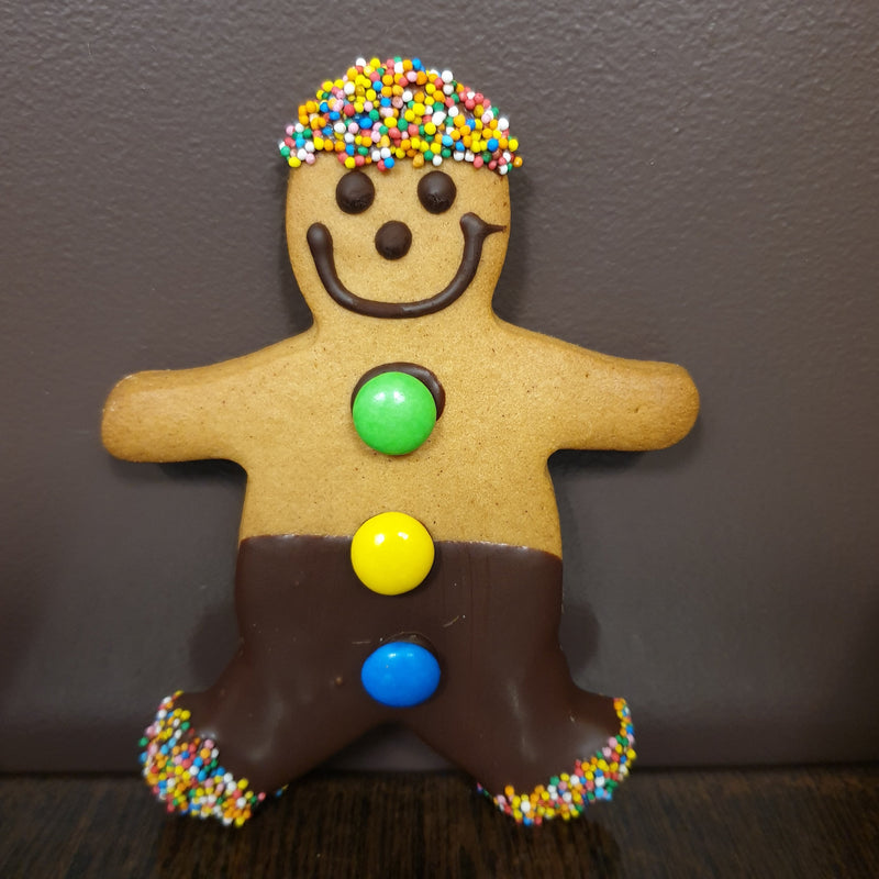 Gingerbread Men -  gingerbread men, Small Cakes, Sweet Treat