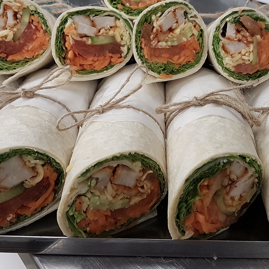 Sweet Chilli Chicken Wrap - Small - sandwiches, Wrap