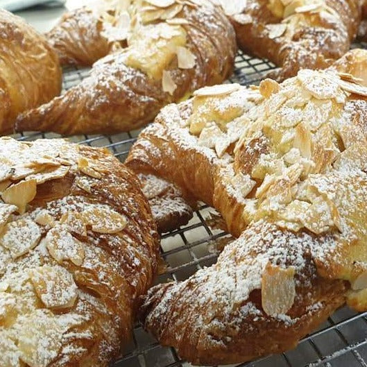 Almond Croissant -  almond, Muffins Scones Pastries, pastry