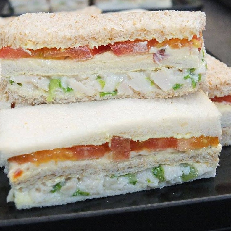 Chicken Club Sandwich -  Bulk, sandwiches