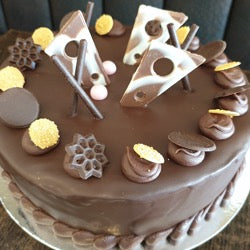 Mud Cake - Large - Cake, Chocolate