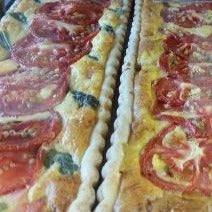 Long Quiche Varieties - Hot -