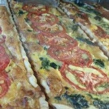 Long Quiche Varieties - Chicken Spinach Feta & Mushroom -