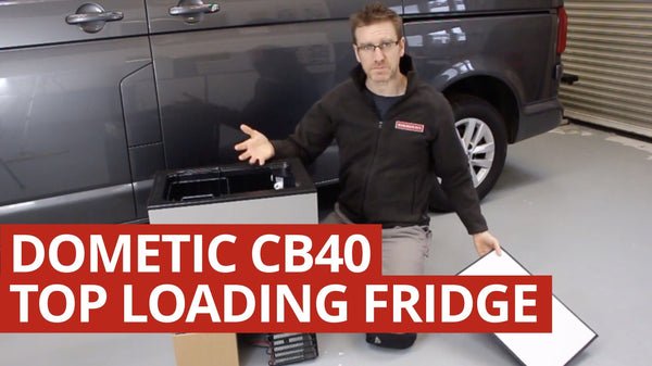 Video: CB40 Top Loading Fridge