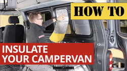 Kiravans: How to Insulate your VW T5 T6 Campervan