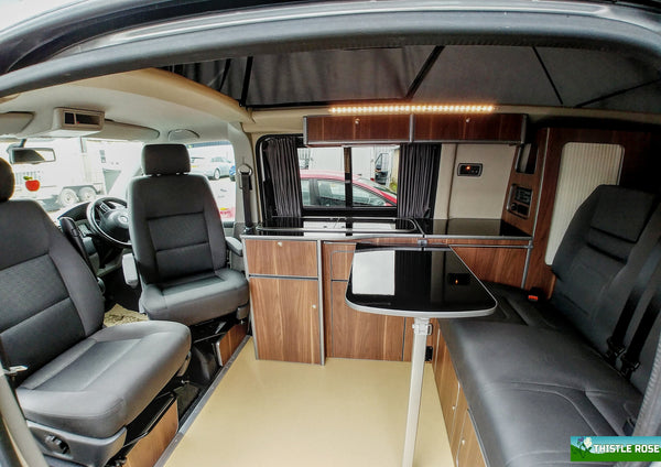 RIB Seats for Campervan Conversions Are No Longer Available at Kiravans