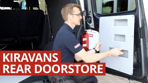 Kiravans VW T5/T6 Rear Door Store