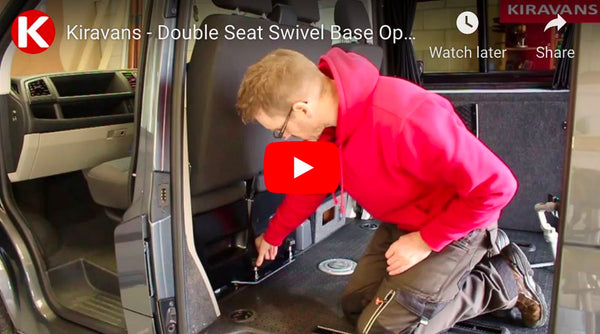 Video: Double Seat Swivel Base Operation and Maintenance