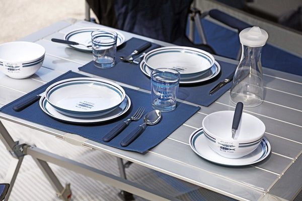 The Benefits of Using Melamine When Camping