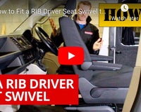 Video: How to Fit a RIB Driver Seat Swivel into a VW T5/T6 Van