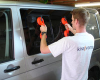 Essential Guide to Campervan Windows & Window Fitting