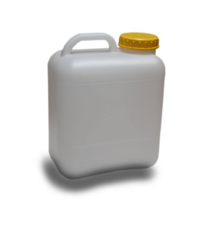 13 Litre Water Container - Fixed Handle (Screw Top)