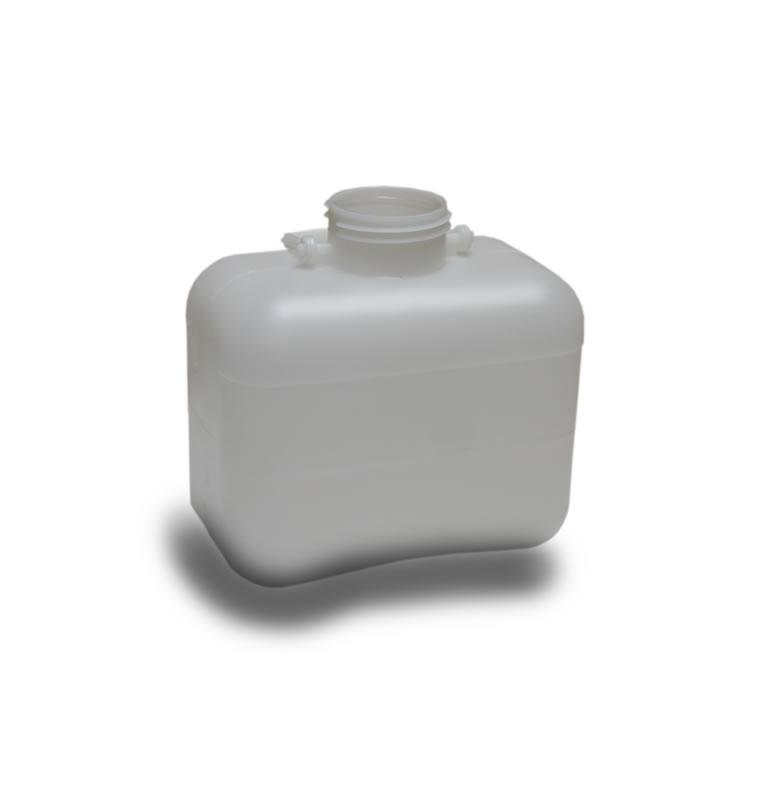 10 Litre Water Container - Hinged Handle (Screw Top)