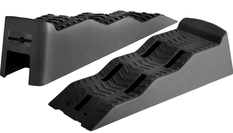 Brunner Levelling Ramp Set - Equalizer XL (Black) Brunner