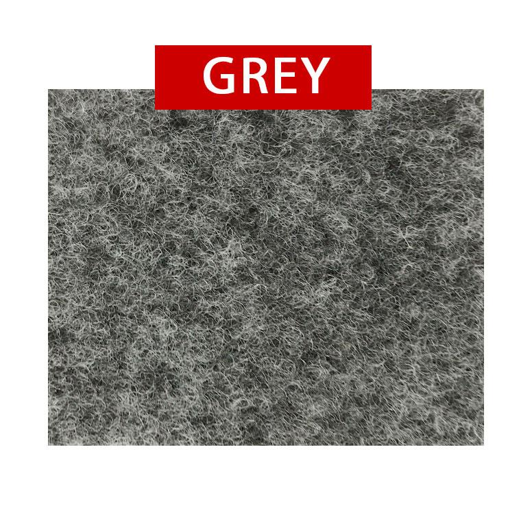 4-Way Stretch Carpet Lining Standard Bundle | Choose Your Colour Kiravans Grey