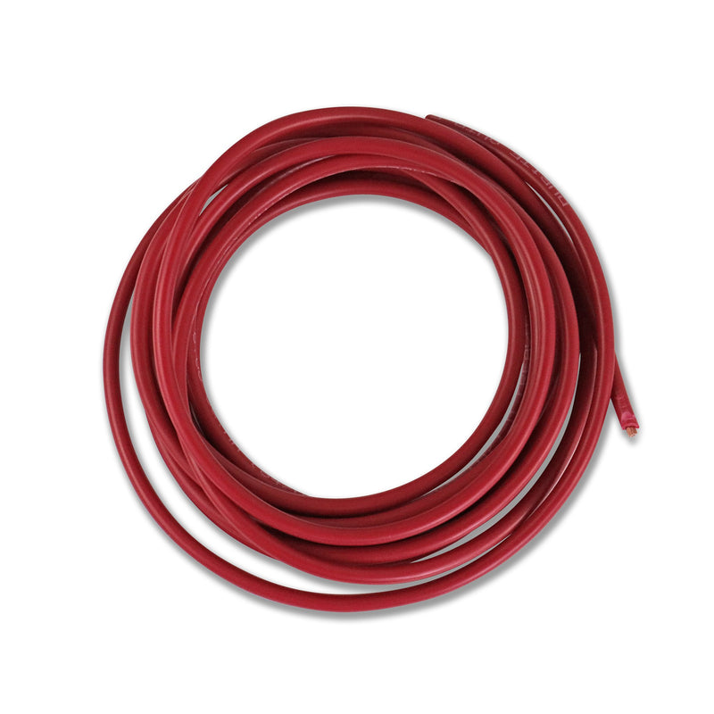 Single Core 0.3mm 44 Strand Cable - For general wiring Durite 10m Piece - Red
