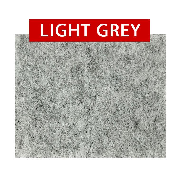 4-Way Stretch Carpet Lining Standard Bundle | Choose Your Colour Kiravans Light Grey