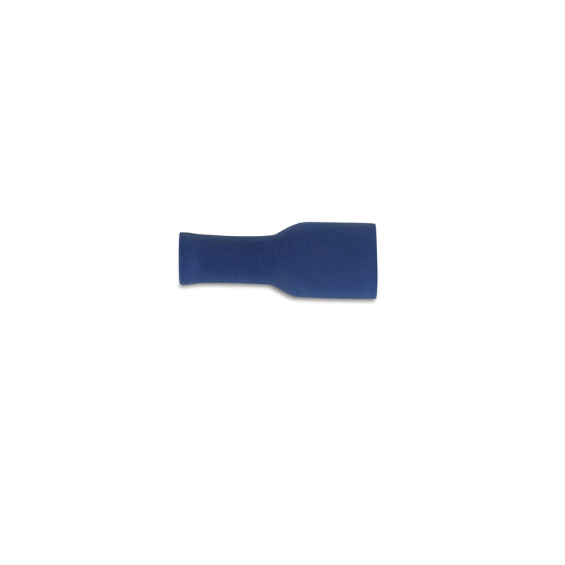 Blue Spade Connnector Female Insulated - 1.5- 2.5mm2 Conductor size (Pack of 50) Durite