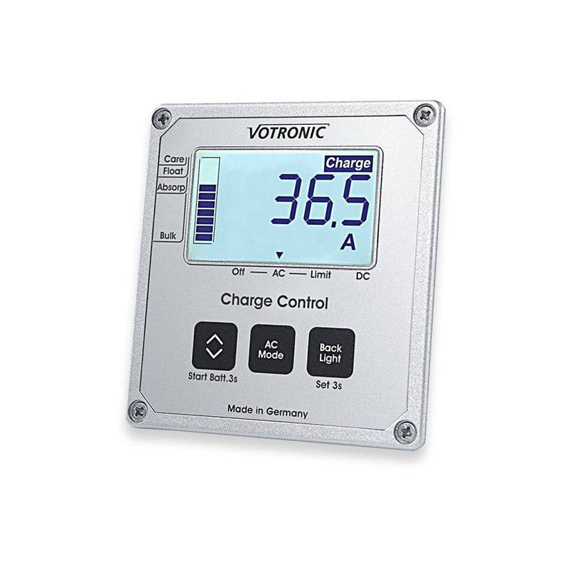 Votronic LCD Charge Control S