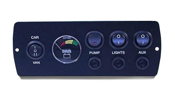 12v Control Panel (Modern Equivalent of Zig)
