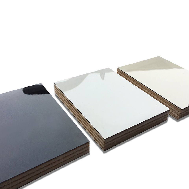 White Gloss - Plywood Sheet