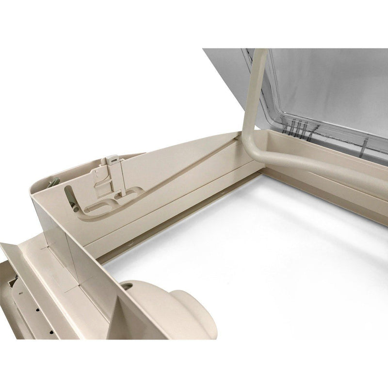 Mini Hekiplus Rooflight - without Forced Ventilation (400 x 400mm)