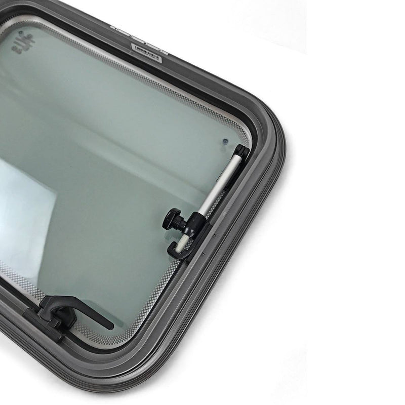 Polyvision Aero Window  - 1000 x 500mm d/g o/p Auto Stays