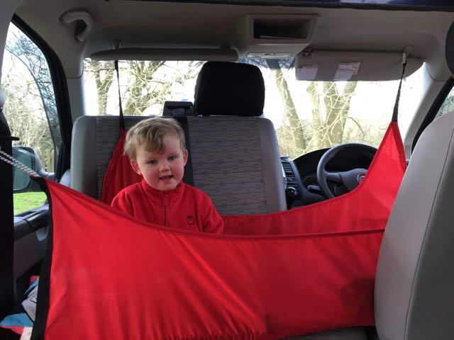 Kiravans Redbed - The Kids Campervan Bed