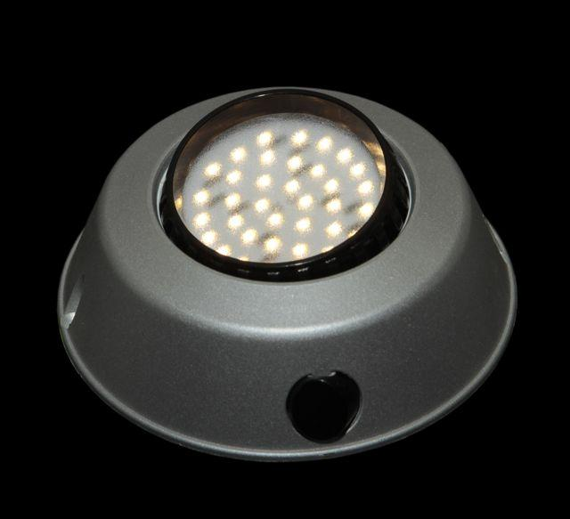 Comet Light Switched with 360º Swivel Head - 2W