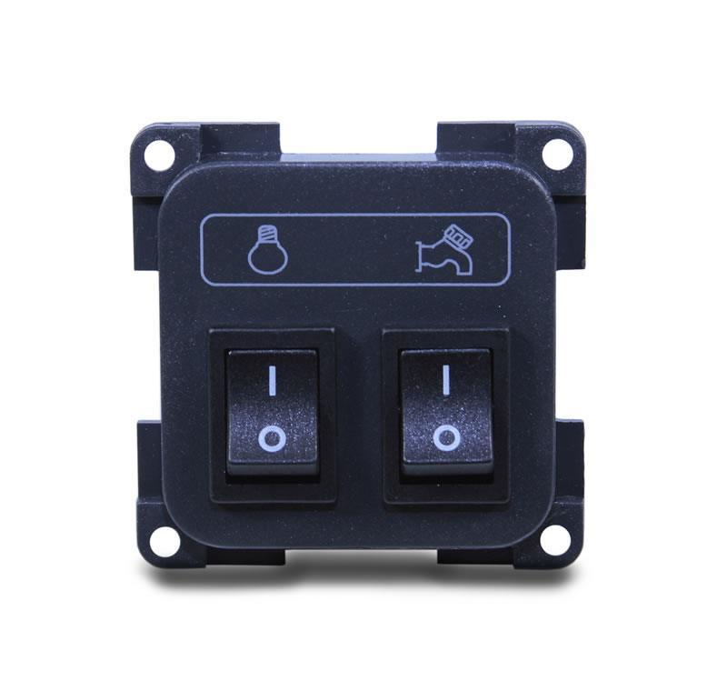 CBE Pump & Light Switch