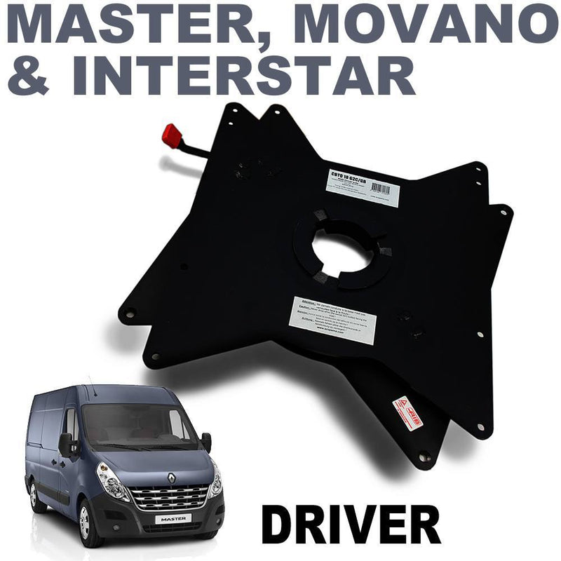 Renault Master X62 / Movano/ NV400 (2010+)  drivers side swivel