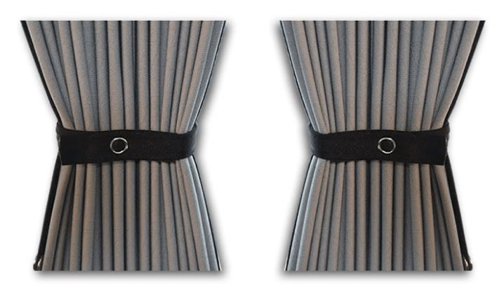 VW T5/T6 Curtain Kit  - Left Centre not a Door (Blackout)