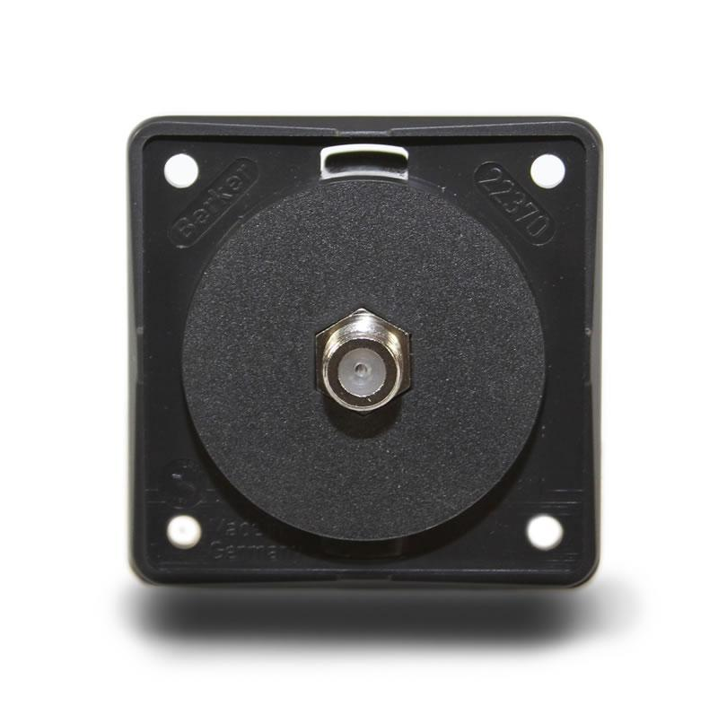 Aerial Connector Box TV (Anthracite)