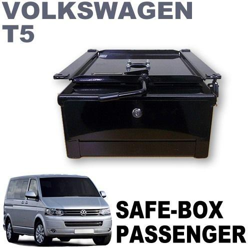 VW T5/T6 Seat Base with Safe & Swivel (Right Hand Drive Passenger) Kiravans