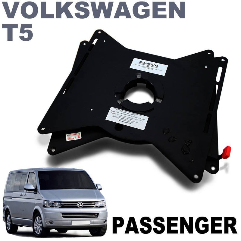 VW T5 / T6 Passenger side seat swivel (RIB)