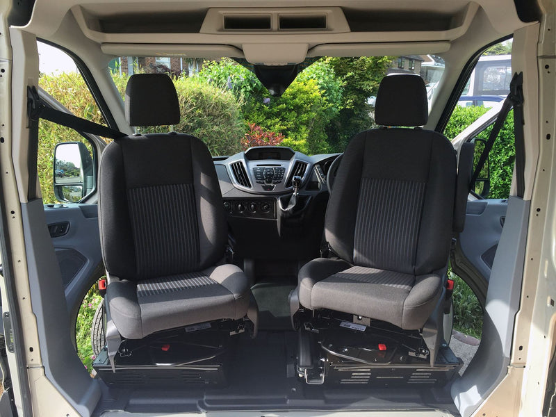 Transit Custom V362 (2013+) & Big Transit V363 (2013+) Drivers seat swivel (RIB)
