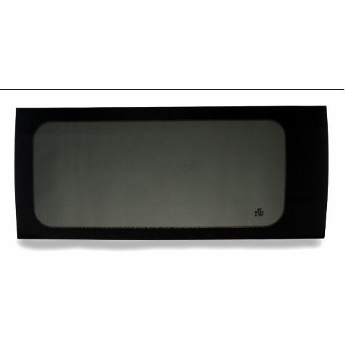 Left Rear Quarter Window (Privacy) For Trafic/Vivaro LWB - Sliding Door Camper Glass by Kiravans