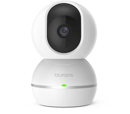 blurams Snowman - Wireless Security IP Camera CCTV System 1080p FHD w/ 360° Coverage - Amazon Top Seller
