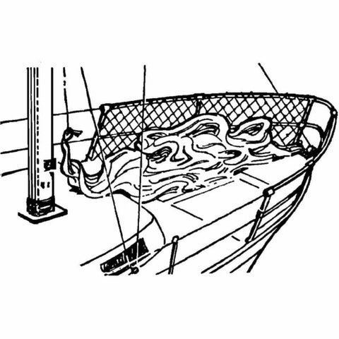 Polyester Lifeline Netting
