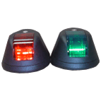 Nav Lights - P&S Black Pr