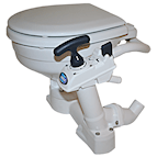 J10-100 Toilet-Jabsco Manual Std