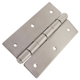 Hinges -Butt S/S 63mm Pr