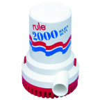 Bilge  Pump -Rule 2000 12v/24v